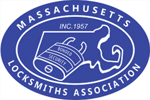 Massachusetts Locksmith Association logo